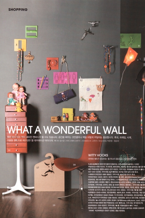 What a wondeful wall